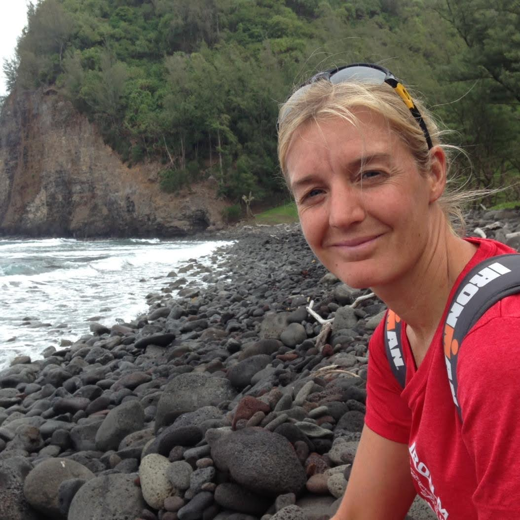 Team EnVision Swim Coach Becky Paige