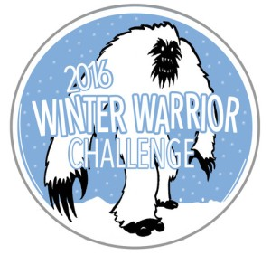 Marathon Sports Winter Warrior Challenge 2016