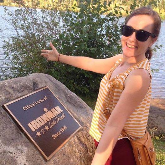 Carole Looks Forward to Ironman Lake Placid 2016